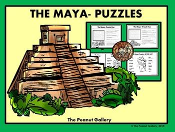 The Maya- Puzzles