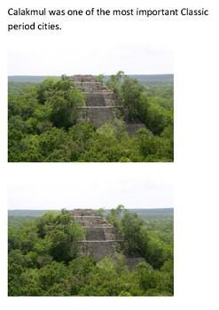 The Maya civilization Word Search
