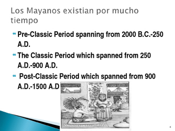 The Mayans Powerpoint