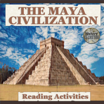 The Mayas Reading Activities