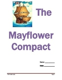 """""""The Mayflower Compact"""" 5 Paragraph Essay - Scaffolded Writing w/ Primary Source"""
