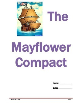 essay on the mayflower compact The mayflower compact started a process by which democracy took root in america success breeds success the plymouth colony provided an example that.