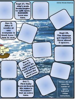 The Mayflower Voyage