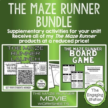 The Maze Runner BUNDLE