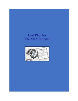The Maze Runner Complete Literature and Grammar Unit