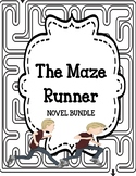 The Maze Runner - Comprehension, Vocabulary & Activities Units Bundle