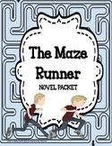 The Maze Runner - Comprehension and Vocabulary Unit