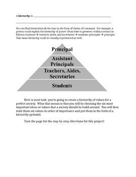 The Maze Runner Curriculum Packet