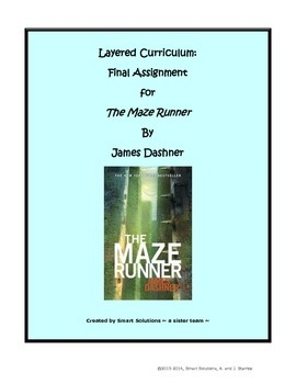 The Maze Runner - Final Assignment