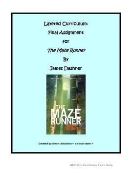 The Maze Runner - Final Assignment