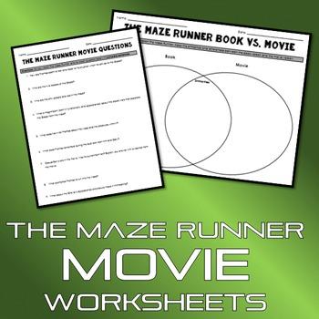 The Maze Runner MOVIE Materials