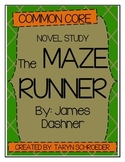 The Maze Runner - Novel Study