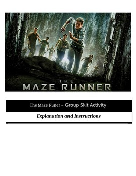 The Maze Runner - Perfect Group Skit Activity