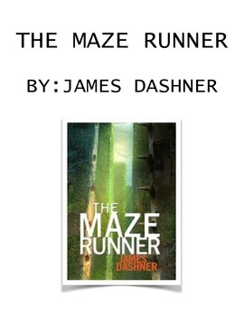 The Maze Runner Vocabulary