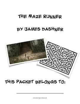 The Maze Runner by James Dashner Student Packet