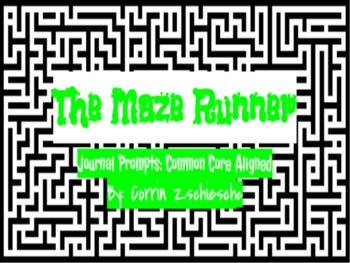 The Maze Runner-journal/writing prompts: Comm