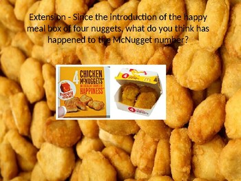 The McNugget Number