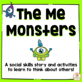 Social Skills Story Thinking of Others School