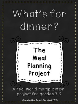 The Meal Planning Project
