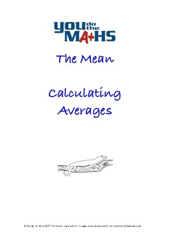 The Mean - Calculating Averages