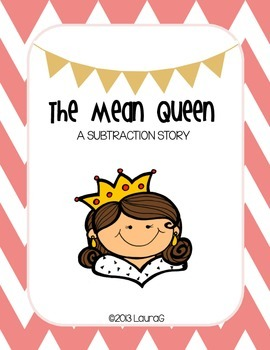 The Mean Queen: An Interactive Subtraction Story
