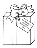 The Meaning of Christmas Decorations and Gifts Book (Jesus