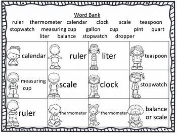 The Measurement Bunch