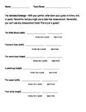 The Measurement Estimate Game (editable)