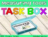 The Measuring Tools Task Box {individual task box}