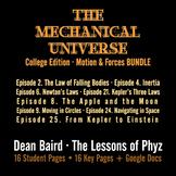 The Mechanical Universe Orange · Motion & Forces BUNDLE