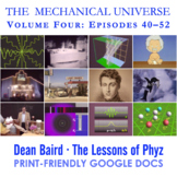 The Mechanical Universe · Original Sequence Volume Four BUNDLE
