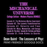 The Mechanical Universe Violet · Modern Physics BUNDLE