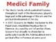 The Medici Family & the Italian Renaissance Lesson