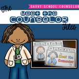 The Meet the Counselor Files and Pamphlet