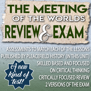 The Meeting of Three Worlds Review and Test Critical Thinking