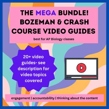 The Mega Bozeman and Crash Course Write-a-Long Bundle