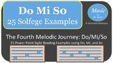 The Melodic Journey: Sight Singing Do, Mi, and So