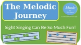 The Melodic Journey: The Complete Sight Singing Guide