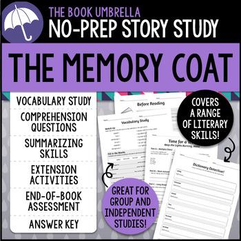 The Memory Coat Story Study