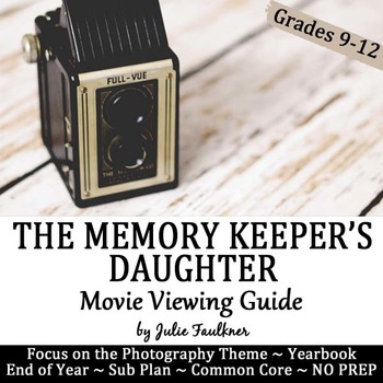 The Memory Keeper's Daughter Movie Guide, Photography, Yearbook, Media, Sub Plan