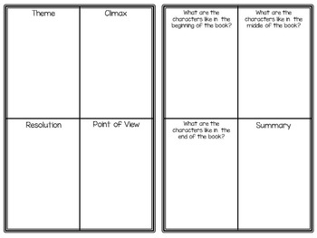 The Memory String ~ 48 pages of Common Core Activities