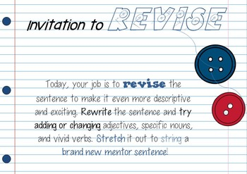 The Memory String Interactive Mentor Sentence Teaching PowerPoint