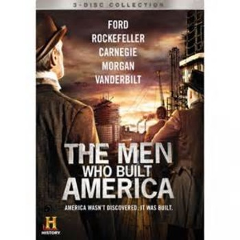 The Men Who Built America - Disc #1 - Episode #1 - Movie Guide