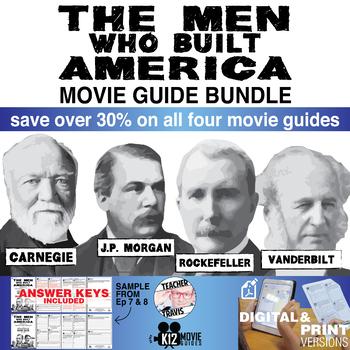 The Men Who Built America - Movie Guide Bundle (TV - 2012)