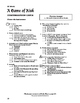 The Merchant of Venice 10 Chapters, Student Activities, Answer Keys