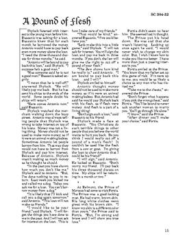 The Merchant of Venice eBook 10 Chapter Reader
