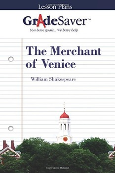 The Merchant of Venice Lesson Plan