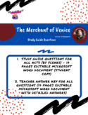 The Merchant of Venice Study Guide Questions and Answers