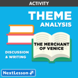 The Merchant of Venice: Theme Analysis - Projects & PBL