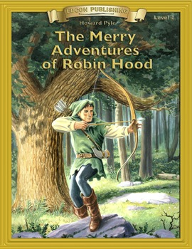 The Merry Adventures of Robin Hood RL 2-3 ePub with Audio Narration